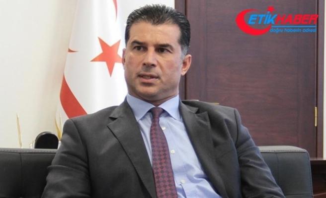 KKTC Başbakanı Özgürgün: BM parametrelerinde çözüm olmayacağı ortala konmalı