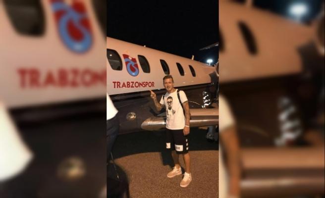 Kucka, Trabzonspor için İtalya'dan geliyor