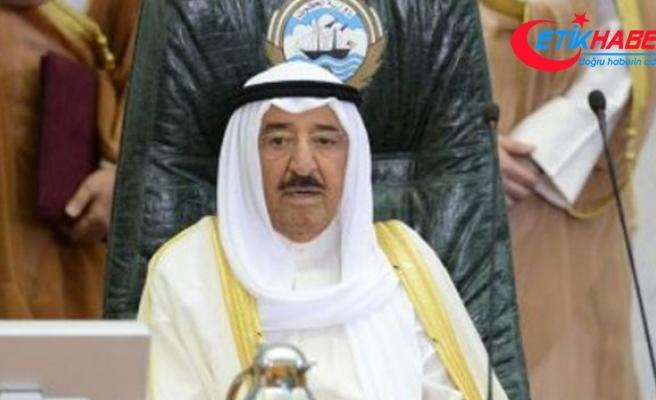 """Kuveyt Emiri Sabah'tan Irak Başbakanı İbadi'ye """"Musul tebriği"""""""