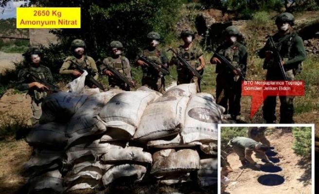 Lice ve Dicle'de 2 PKK'lı öldürüldü