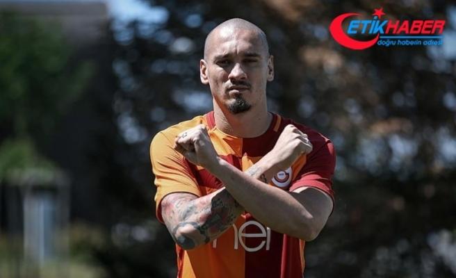 Maicon: Amacım Galatasaray tarihine geçebilmek