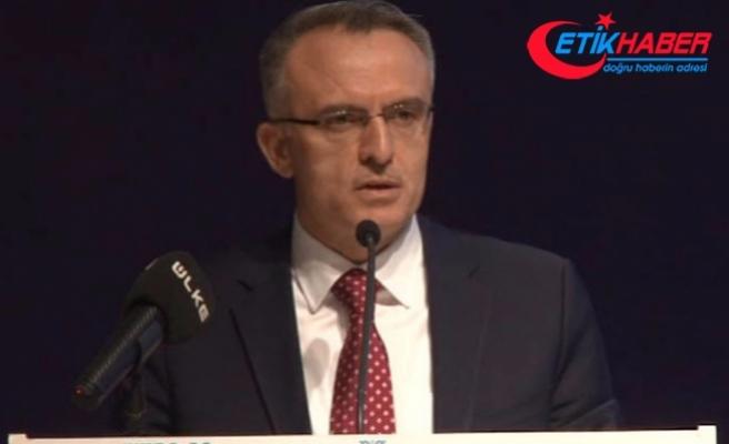 Kalkınma Bakanı Elvan: Biz iş dünyasıyla gurur duyuyoruz