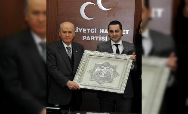 MHP İl Başkan Yardımcısından, Yusuf Halaçoğlu'na tepki