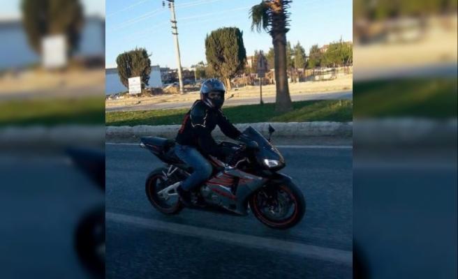Motosiklet sürücünün öldüğü kazayı jandarma aydınlattı