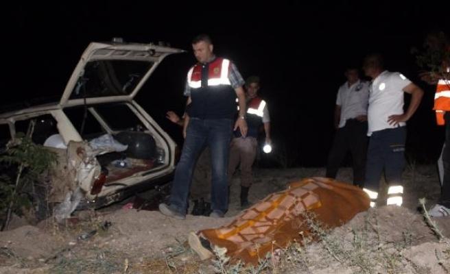 Niğde'de kaza: 3'ü çocuk, 4 ölü, 8 yaralı