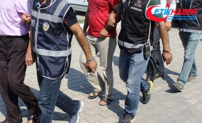 Osmaniye merkezli FETÖ operasyonunda 23 gözaltı