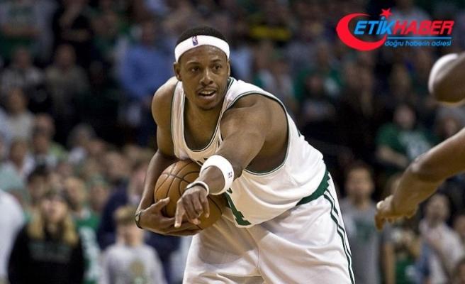 Paul Pierce, Boston Celtics'te bıraktı