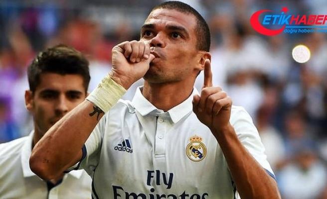 Pepe, Beşiktaş için İstanbul'a geliyor