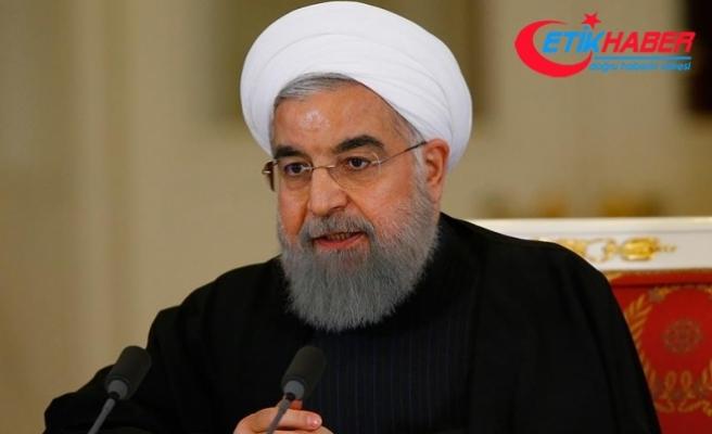 Ruhani, Kudüs'ün bütün Müslümanlara ait olduğunu belirtti