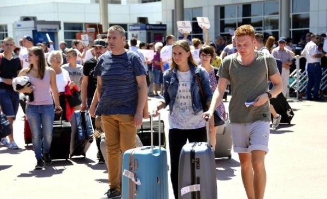 Rusya'dan paket turla gelen turist 384 kat arttı