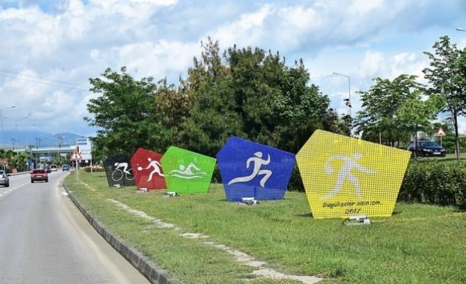 Samsun 2017 İşitme Engelliler Olimpiyatları'na hazır