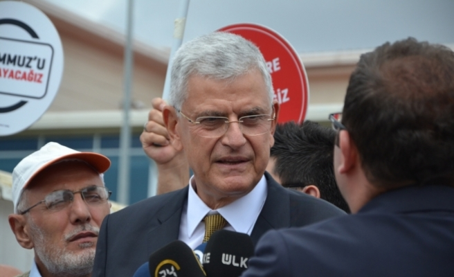 AKP'li Bozkkır: Böyle yargılama ve mahkeme görmedim