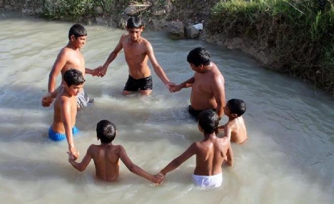 Sulama kanallarında ölümcül enfeksiyon riskine dikkat