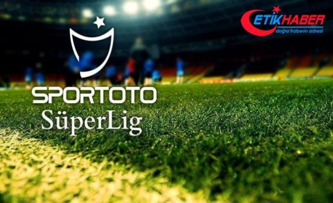 Süper Lig ve TFF 1. Lig'de ilk haftanın programı