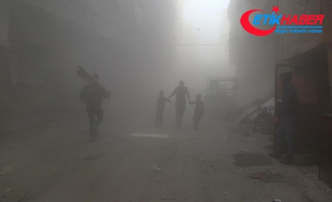 Suriye'de 'çatışmasızlık bölgesi'ne saldırı: 4'ü çocuk 7 ölü