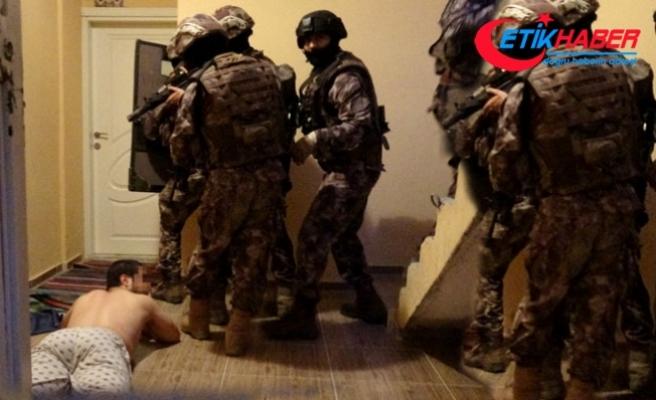 Terör örgütünün Meydan Grubu üyelerine operasyon