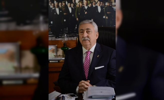 TESK Genel Başkanı Palandöken: Ölümlü her 3 kazadan 1'i aşırı hızdan kaynaklanıyor