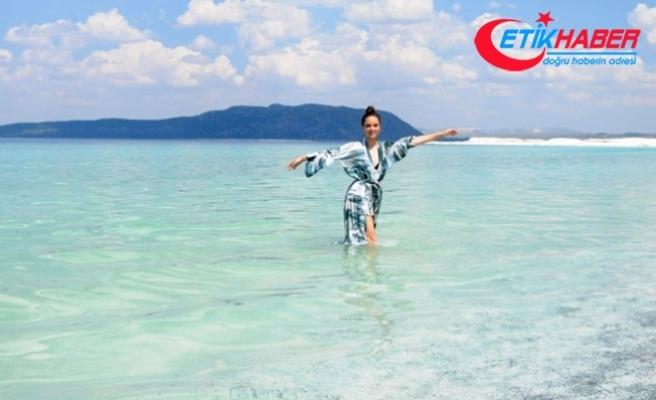 Türkiye'nin Maldivleri' olarak adlandırılıyor!.. Manzarasıyla büyülüyor