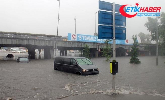 Ulaştırma, Denizcilik ve Haberleşme Bakanı Arslan: İstanbul'daki yağış tam bir afet