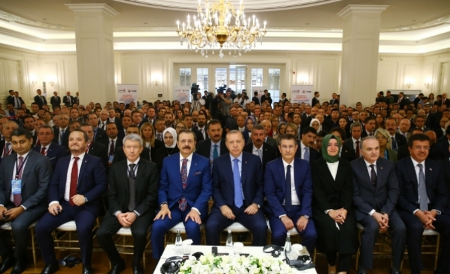 TOBB Başkanı Hisarcıklıoğlu: 6 ayda 1,2 milyonluk istihdam