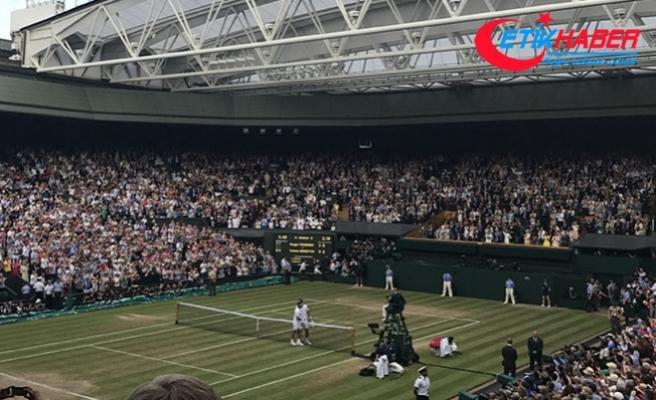 Wimbledon kadınlarda şampiyon belli oldu