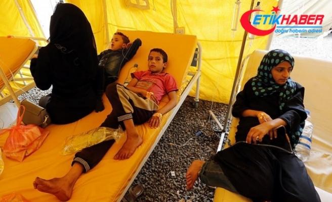 """Yemen'de """"şiddetli yetersiz beslenme"""" 380 bin çocuğu tehdit ediyor"""