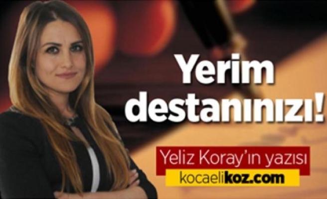 'Yerim destanınızı' köşe yazısını yazan gazeteci gözaltına alındı