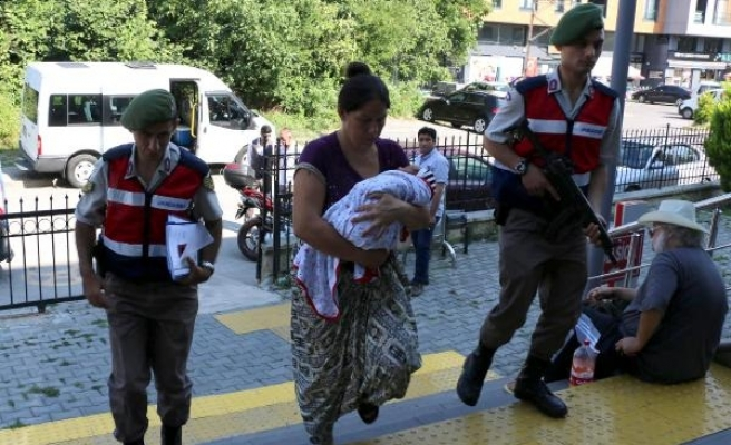 Zonguldak'ta imamın evini soyan 4 şüpheli yakalandı