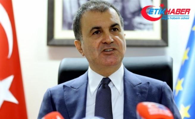 Çelik: Türkiye'yi uyaran müttefik ülkeler terör örgütüne silah veriyor
