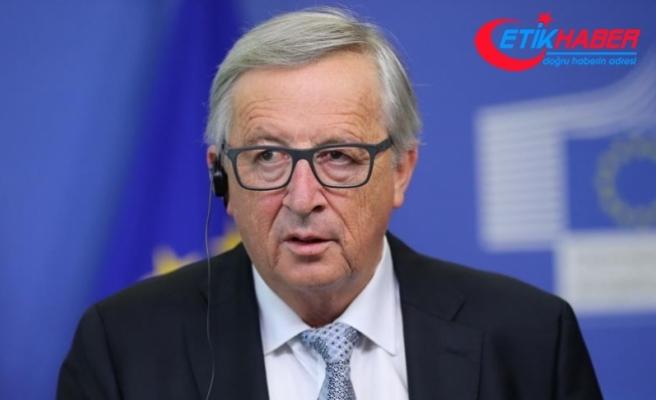 AB Komisyonu Juncker: Türkiye-AB katılım müzakereleri askıya alınmamalı