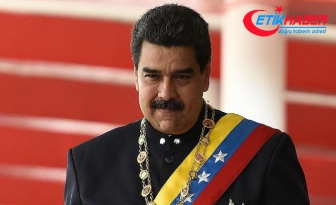Maduro: Askeri üsse saldıranlar en ağır şekilde cezalandırılacak