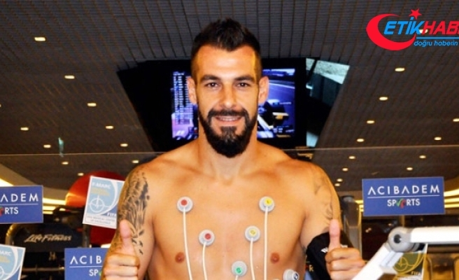 Beşiktaş, Negredo Transferini KAP'a Bildirdi! Bonservisi 2.5 Milyon Euro