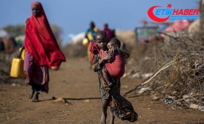 BM'den 4 ülkedeki 20 milyon kişi için kıtlık uyarısı