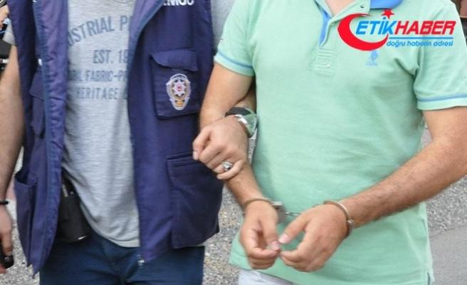 Bursa merkezli FETÖ operasyonu: 12 gözaltı