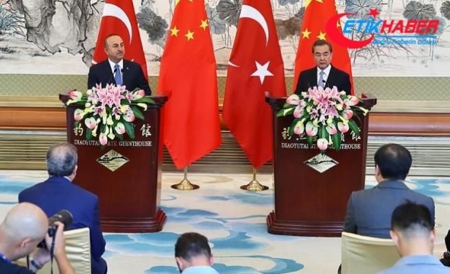Çavuşoğlu: Çinli turist sayısının artmasını umuyoruz