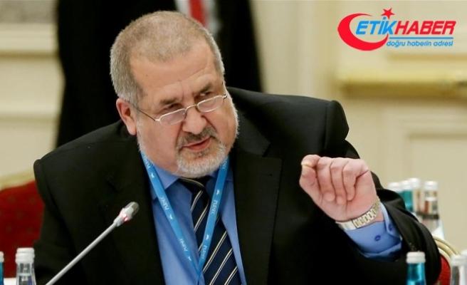 Çubarov: Rusya Kırım Tatarlarını yok etmek için her şeyi yapacak