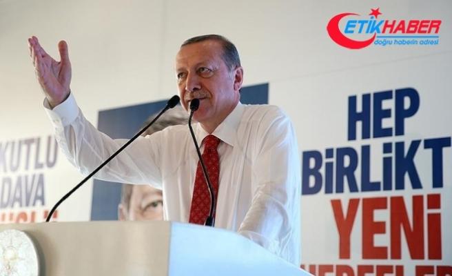 Erdoğan: 16 Nisan'da alınan yüzde 51,4 oy, AK Parti oyu değildir