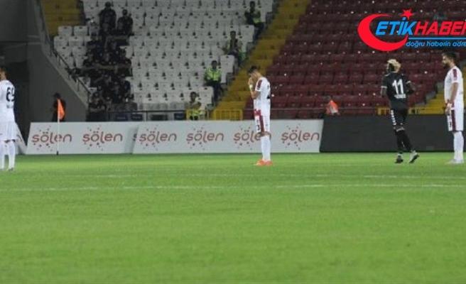 Gaziantepspor çıkışa geçmek istiyor