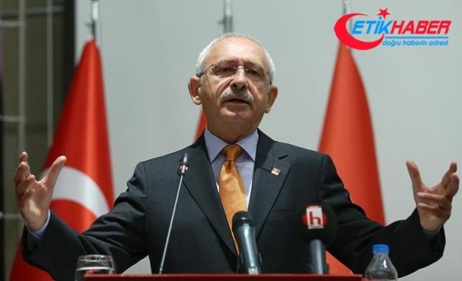 Kılıçdaroğlu: Ben CHP için yürümedim