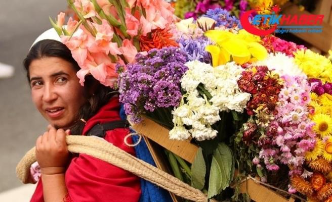 Kolombiya'daki Medellin Çiçek Festivali sona erdi