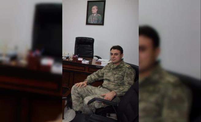 Maçka İlçe Jandarma Komutanı, FETÖ'den gözaltında