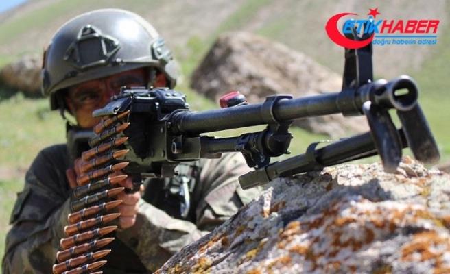 Tunceli'de 1 terörist ölü ele geçirildi