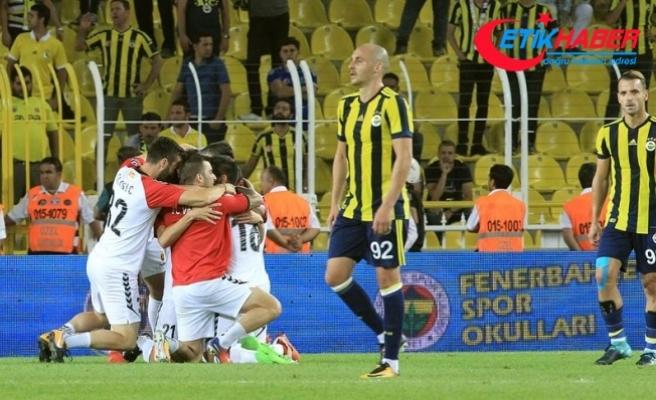Fenerbahçe'yi Eleyen Vardar, Avrupa Ligine En Kötü Takım Olarak Veda Etti