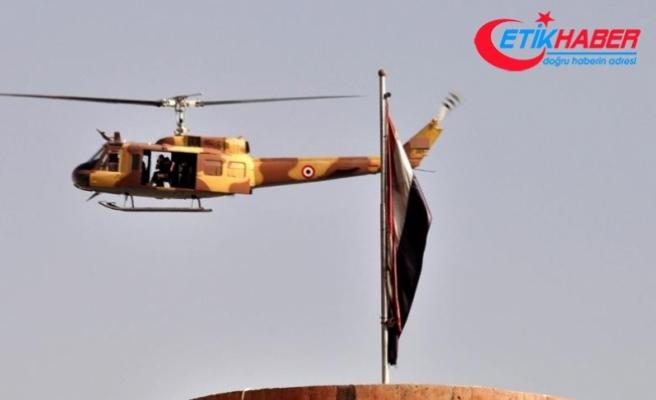 Yemen'de BAE helikopteri düştü: 4 ölü