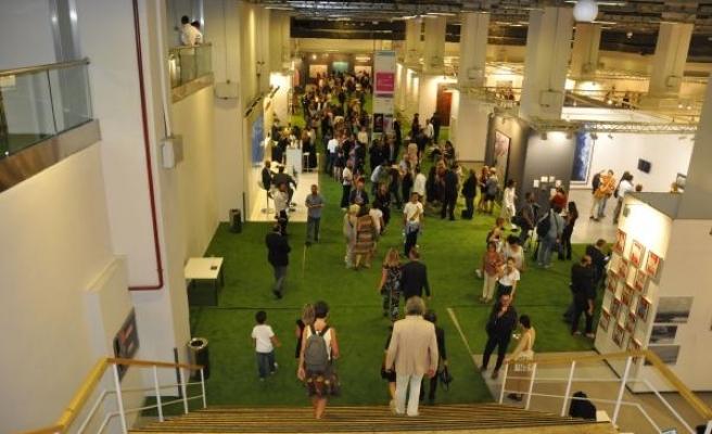 12. Contemporary Istanbul'un VIP açılışı yapıldı