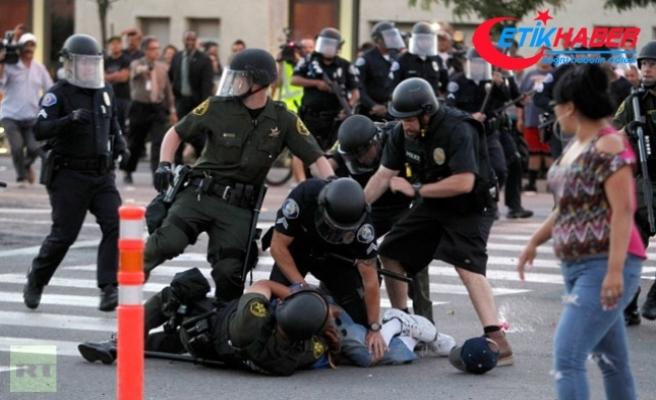 ABD'de 8 yılda 6 bin 596 polis gözaltına alındı