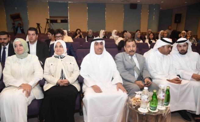 Aile ve Sosyal Politikalar Bakanı Kaya Kuveyt'te