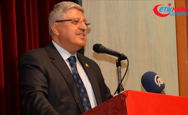 AK Parti Genel Başkan Yardımcı Demiröz: Kendi topraklarımızdan bir karış vermeyiz