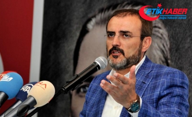 AKP'li Ünal: Milli eğitim olmaz, eğitim evrenseldir