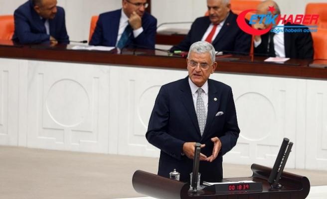 TBMM Dışişleri Komisyonu Başkanı Bozkır: Türkiye'yi hedef alan talihsiz açıklamaları maksatlı buluyorum